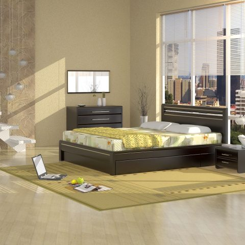 Кровать Сандрина